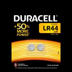 LR44 Duracell - confezione...
