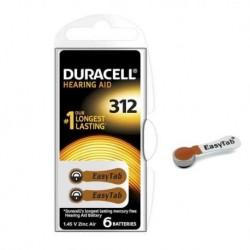 312 Duracell - confezione...