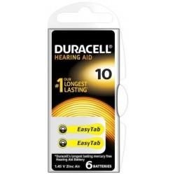 10 Duracell - confezione da...