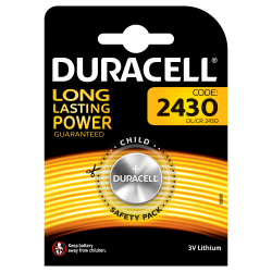 2430 Duracell - confezione...