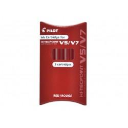 Rosso V7/V5 3 refill Pilot