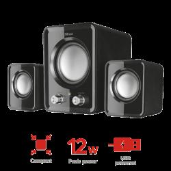 21525 - Casse Audio 2.1...